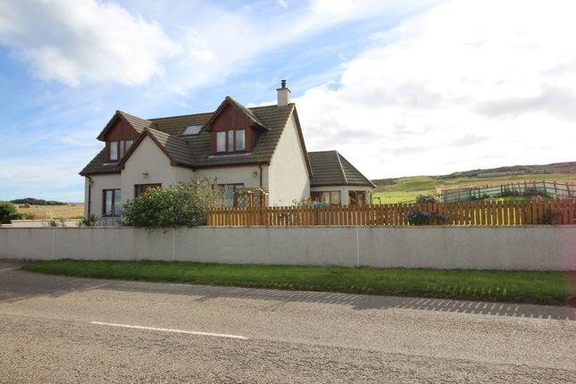 Thumbnail Detached house for sale in Fearn, Tain