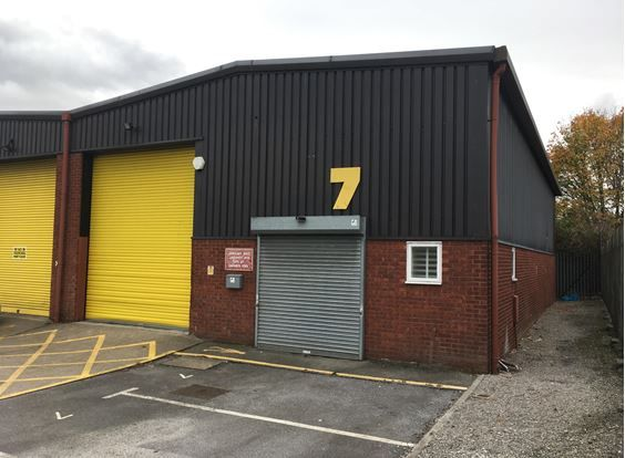 Thumbnail Warehouse to let in Unit 7 The Polygon, Fourth Way, Avonmouth, Bristol