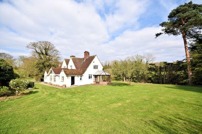 Thumbnail Semi-detached house for sale in Weston Road, Weston Longville, Norwich