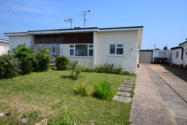 Front of Maresfield Drive, Pevensey Bay BN24