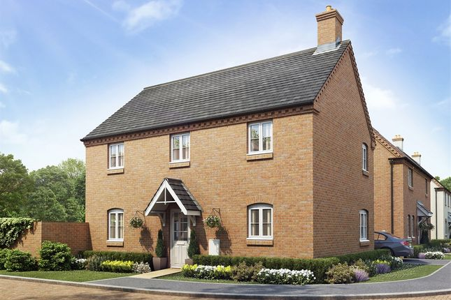 """Thumbnail Detached house for sale in """"The Harewood"""" at Towcester Road, Old Stratford, Milton Keynes"""