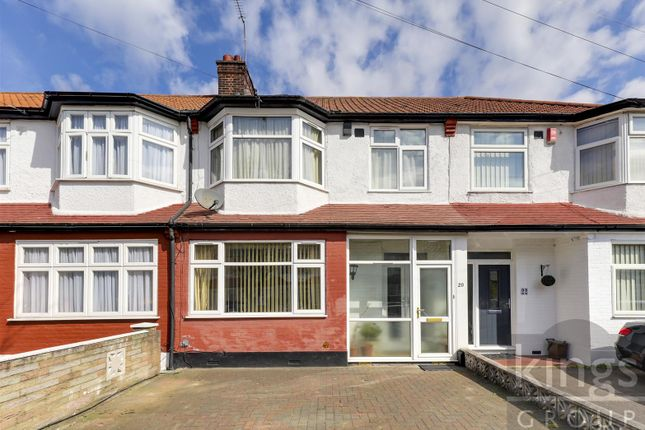 3 bed terraced house for sale in Orchard Road, Ponders End, Enfield EN3