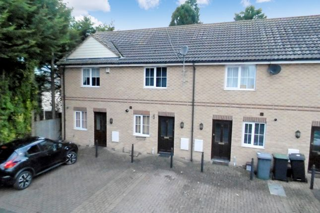 Thumbnail Terraced house for sale in Prince Of Wales Close, Arlesey