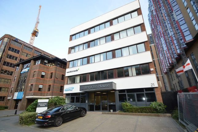 Office To Let In Second And Third Floors Enterprise House Bournemouth