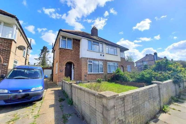 3 bed semi-detached house for sale in Letchworth Avenue, Feltham TW14