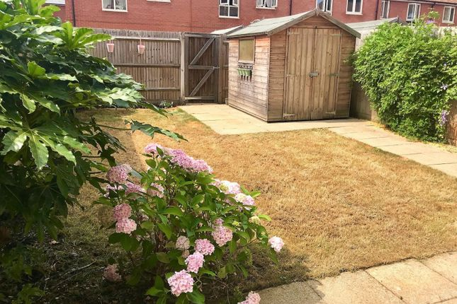Rear Garden of Nicolls Close, Cholsey, Wallingford OX10