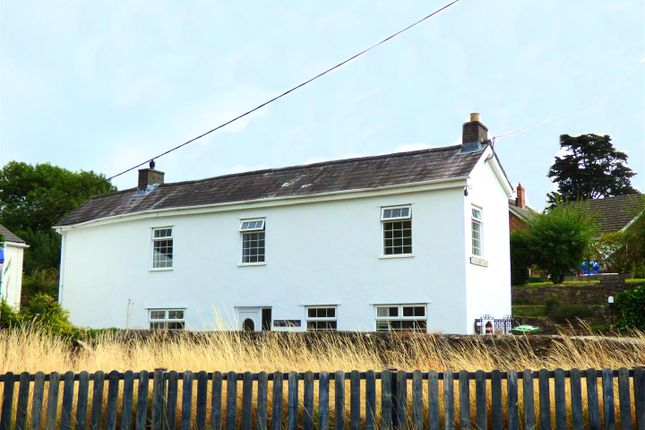Thumbnail Detached house to rent in Stoulgrove Lane, Woodcroft, Chepstow