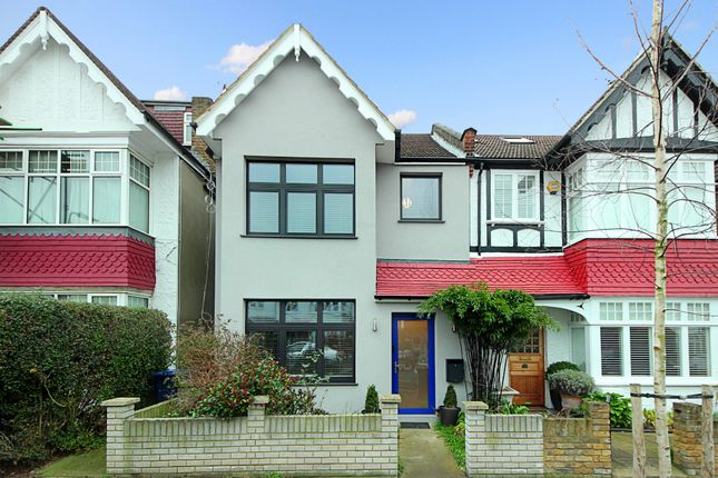 4 bed terraced house for sale in Highview Road, London