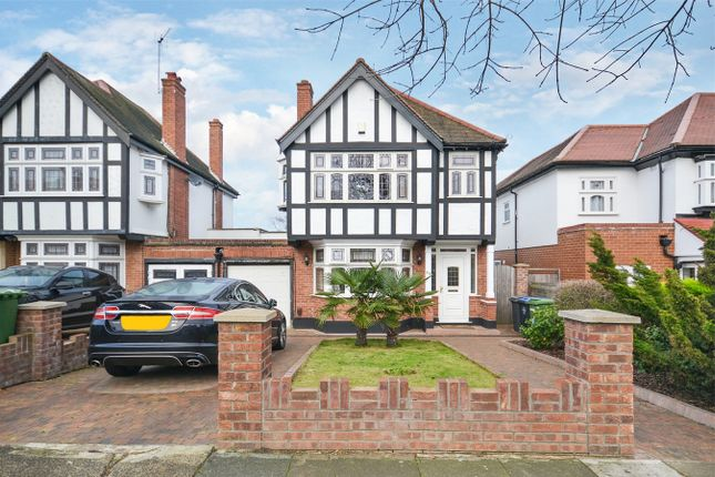 3 bed detached house for sale in Paxford Road, Wembley, Middlesex