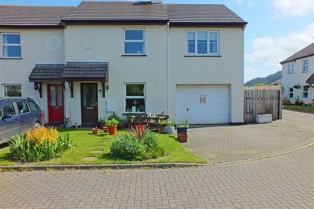 Thumbnail Terraced house for sale in Glebe Aalin Close, Station Road, Ballaugh, Isle Of Man