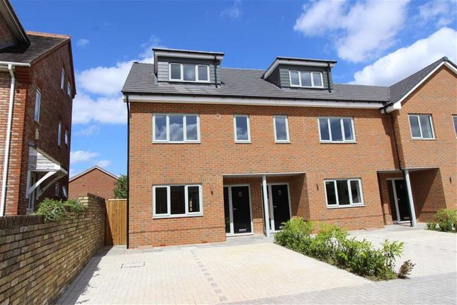 Thumbnail End terrace house for sale in High Street, Eaton Bray, Dunstable