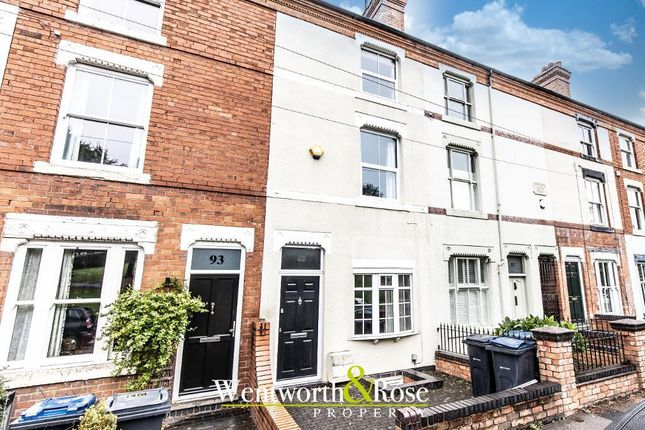 Thumbnail Mews house for sale in North Road, Harborne, Birmingham