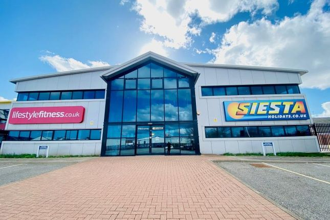 Thumbnail Industrial to let in Unit 8, Newport South Business Park, Victoria Street, Middlesbrough