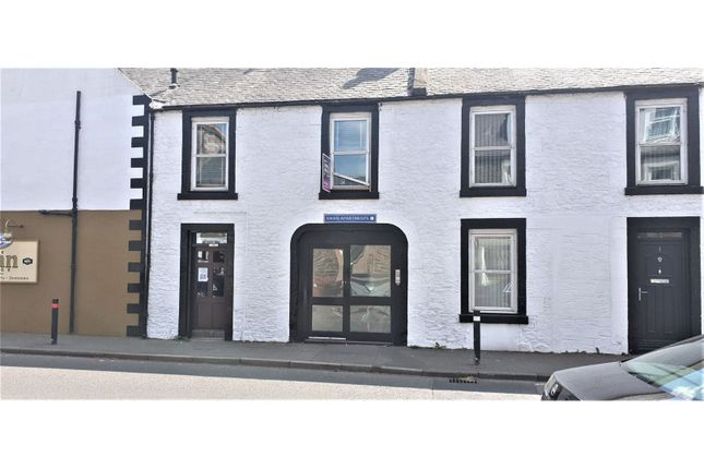 Thumbnail Flat for sale in High Street, Earlston