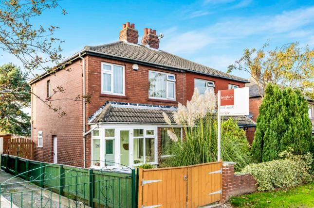 Thumbnail Semi-detached house for sale in Leeds And Bradford Road, Bramley, Leeds, West Yorkshire