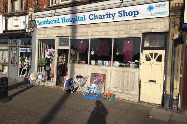 Thumbnail Retail premises to let in Shop, 573, Southchurch Road, Southend-On-Sea