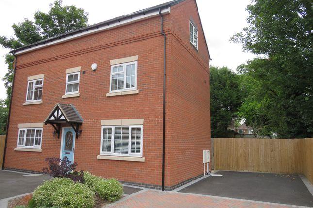 Thumbnail Detached house for sale in Botteville Road, Acocks Green, Birmingham