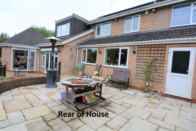 Thumbnail Detached house to rent in Lynbrook Close, Hollywood, Birmingham