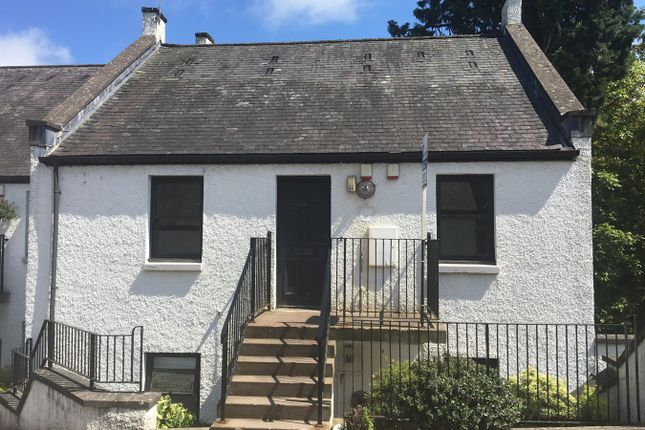 Thumbnail Flat for sale in Bridgend, Dunblane