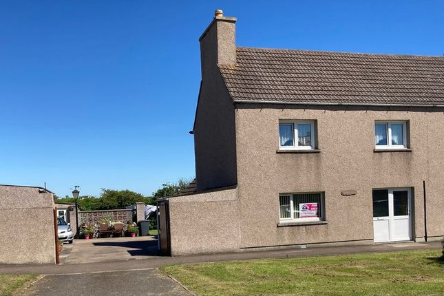 Thumbnail Semi-detached house for sale in Main Street, Lybster