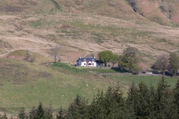 Thumbnail Detached house for sale in South Tullich, Inveraray, Argyll And Bute