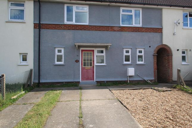 3 bed terraced house for sale in Rubens Road, Ipswich IP3