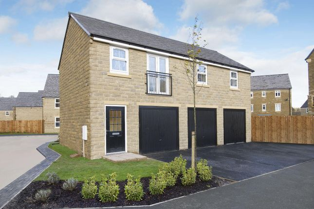 "Thumbnail Duplex for sale in ""Stevenson"" at Dunbar Way, Ashby-De-La-Zouch"