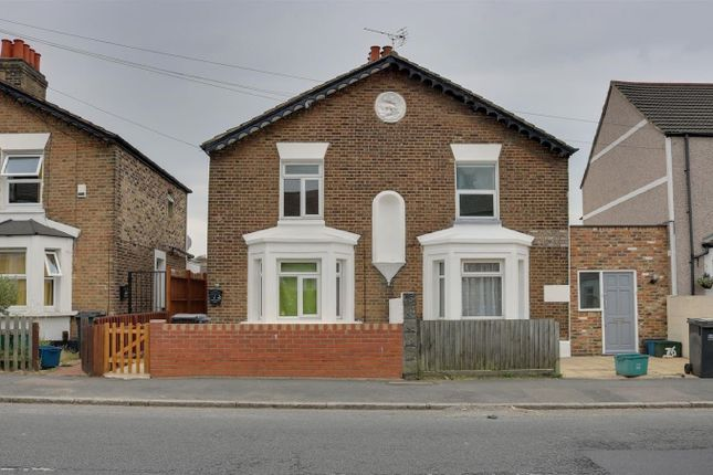 Thumbnail Semi-detached house to rent in Northwood Road, Thornton Heath