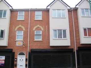 Thumbnail Flat to rent in Lozells Road, Lozells