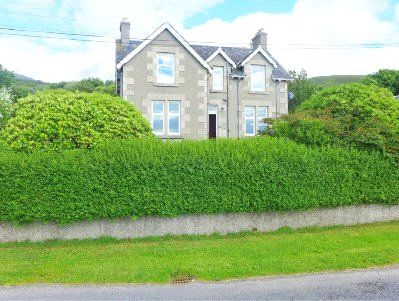 Thumbnail Detached house for sale in Kilbrannan House, Pirnmill, Isle Of Arran, North Ayrshire