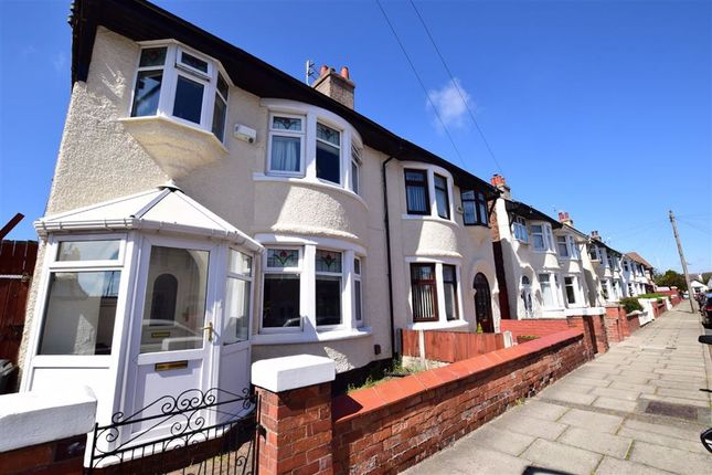 Thumbnail Semi-detached house for sale in Willoughby Road, Wallasey, Merseyside