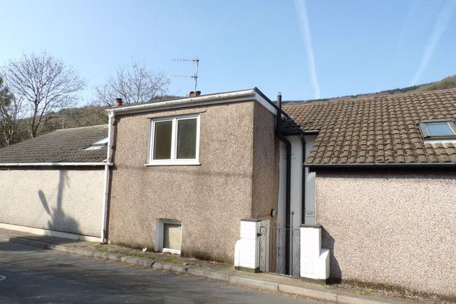 Thumbnail Cottage to rent in 117 North Road, Pontywaun, Crosskeys
