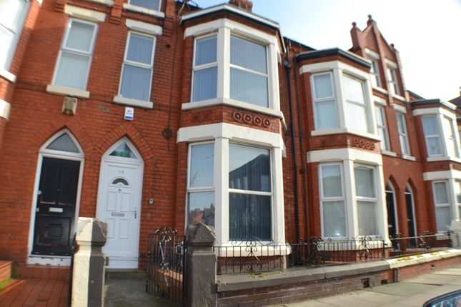Thumbnail Terraced house to rent in Sheil Road, Fairfield