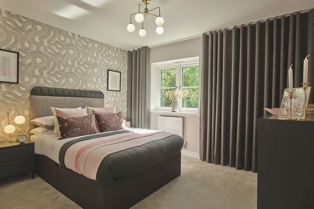 Thumbnail Detached house for sale in xxx At Springhead Park, Wingfield Bank, Northfleet, Gravesend