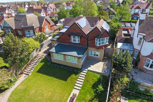 Thumbnail Detached house for sale in Nevill Avenue, Eastbourne