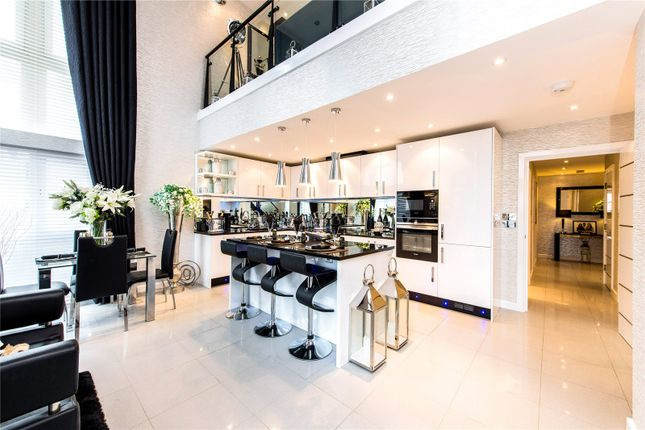 Thumbnail Flat for sale in Catalonia Apartments, Metropolitan Station Approach, Watford, Hertfordshire