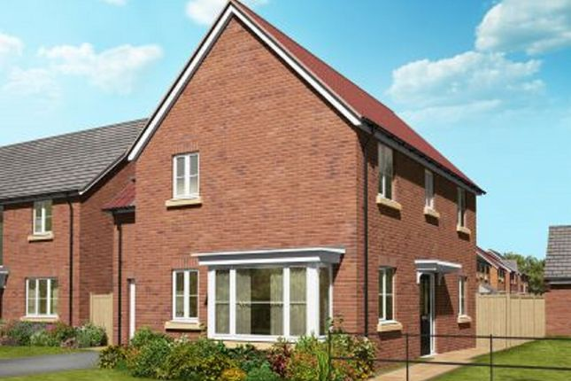 Thumbnail Detached house for sale in Barff Lane, Brayton York, East Yorkshire