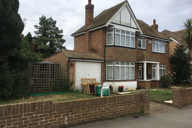 Thumbnail Detached house to rent in Minster Road, Ramsgate