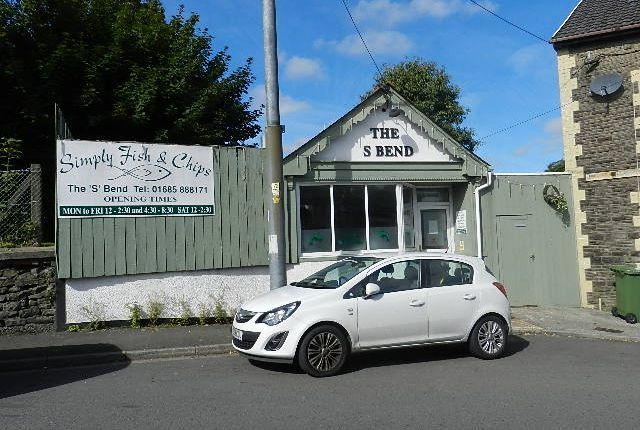 Thumbnail Restaurant/cafe for sale in Brynheulog Aberaman, Aberdare