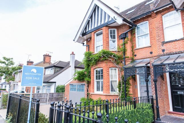 Thumbnail Semi-detached house for sale in Robin Hood Road, Brentwood