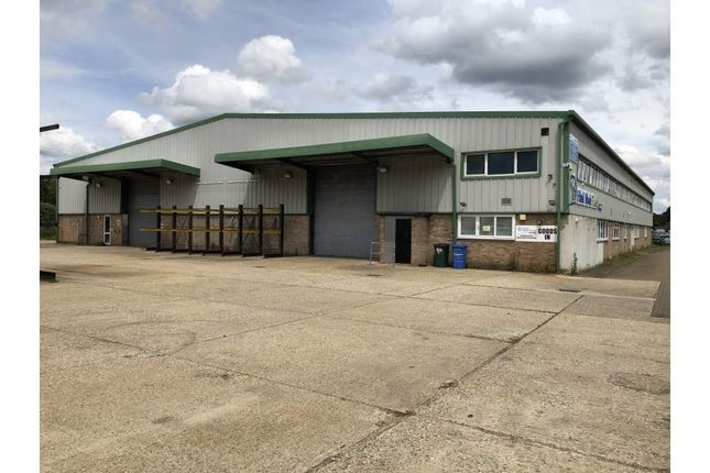 Thumbnail Light industrial for sale in Unit 1 Bordon Trading Estate, Bordon