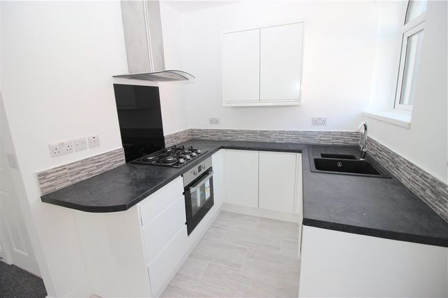 Kitchen of Flat 1, White House, Nottingham Road, Spondon DE21