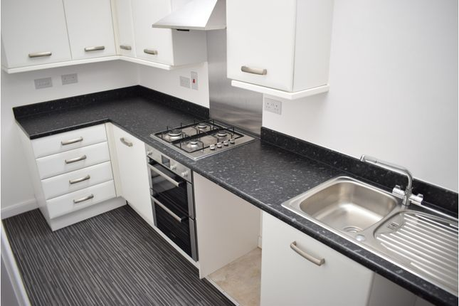 Kitchen of Amber Grove, Sutton-In-Ashfield NG17