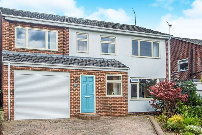 5 bed detached house for sale in Elm Court, Whickham, Newcastle Upon Tyne
