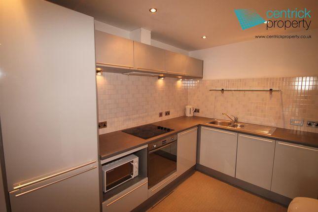 Kitchen of Castle Exchange, 41 Broad Street, Nottingham NG1