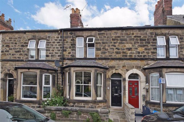 Thumbnail Terraced house for sale in Grove Park Walk, Harrogate, North Yorkshire