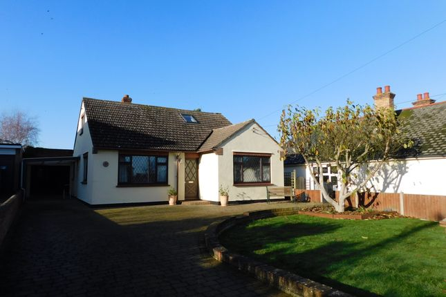 Thumbnail Detached house to rent in Crescent Road, Tollesbury