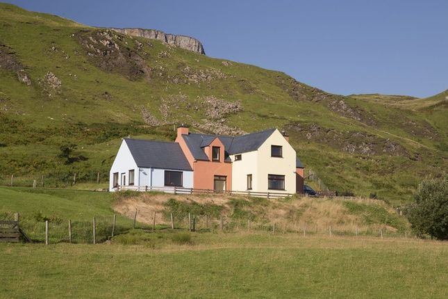Thumbnail Detached house for sale in 3 Flodigarry, Staffin