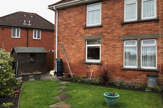 Thumbnail End terrace house for sale in Archers Way, Glastonbury