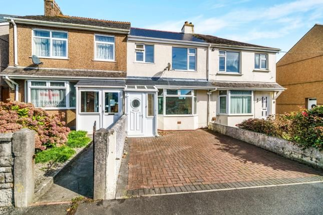 Thumbnail Terraced house for sale in Torpoint, Cornwall, Cornwall